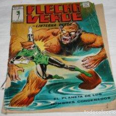 Tebeos: FLECHA VERDE, V. 1 Nº 1, MARVEL, MUNDI COMICS, EDICIONES VERTICE 1974, COMIC ANTIGUO. Lote 89730020