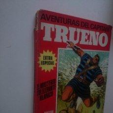 Tebeos: AVENTURAS CAPITAN TRUENO COLOR, EXTRA ESPECIAL Nª 1, ALBUM CARTONE-BRUGUERA. Lote 89863448