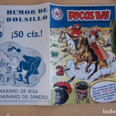 Tebeos: HISPANO AMERICANA,- PECOS BILL Nº 1. Lote 90312568