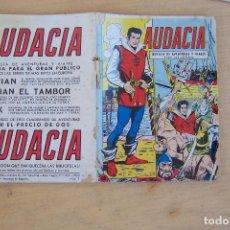 Tebeos: VALENCIANA,- AUDACIA Nº 1. Lote 90418939