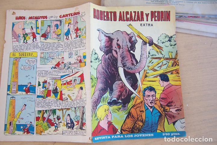 VALENCIANA,- ROBERTO ALCAZAR EXTRA Nº 1 (Tebeos y Cómics - Números 1)