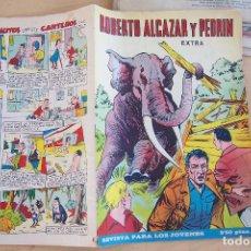 Tebeos: VALENCIANA,- ROBERTO ALCAZAR EXTRA Nº 1. Lote 90419534