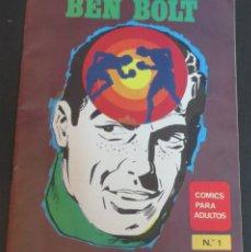 Tebeos: BEN BOLT COMICS PARA ADULTOS Nº 1 EDICIONES MAISAL AÑO 1976. Lote 90436619
