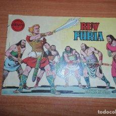 Tebeos: REY FURIA Nº 1 EDITORIAL VALENCIANA 1961 ORIGINAL. Lote 90853515