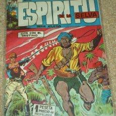 Tebeos: EL ESPIRITU DE LA SELVA Nº 1 MAGA, ORIGINAL . 1962- IMPORTANTE LEER DESCRIPCIÓN. Lote 91255890