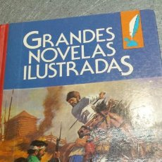 Tebeos: GRANDES NOVELAS ILUSTRADAS NÚMERO 1 AÑO 1984. Lote 91603407