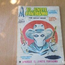 Tebeos: EL JINETE FANTASMA V.1 N° 1 APARECE EL JINETE FANTASMA. EDICIÓN ESPECIAL.. Lote 93071915