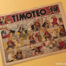 Tebeos: TIMOTEO (MARCO). Nº 1 . Lote 93640640
