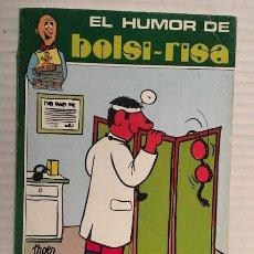 Tebeos: LIBRO DE CHISTES EROTICOS EL MIRON Nº 1 AÑO 1976. Lote 98416735