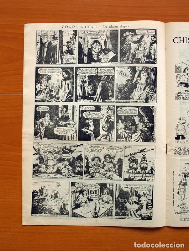 Tebeos: Pequeñeces, nº 1 - Editorial Estudios Histograf 1953 - Tamaño 34x24 - Foto 3 - 98846927