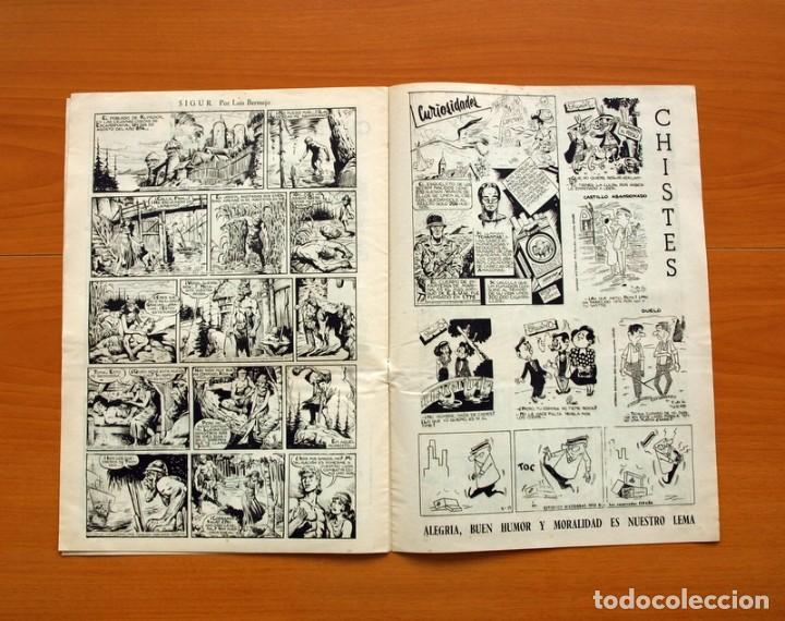 Tebeos: Pequeñeces, nº 1 - Editorial Estudios Histograf 1953 - Tamaño 34x24 - Foto 5 - 98846927
