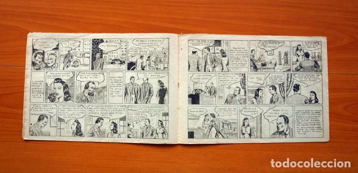 Tebeos: Policiaca, nº 1 -,El misterioso caso de Arsenio Lexdell - Bergis Mundial años 40 - Tamaño 21x31 - Foto 5 - 98876663