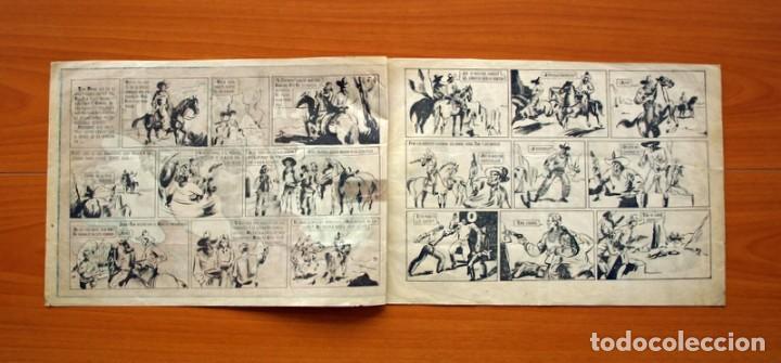 Tebeos: Tom Payne, nº 1 - Huella de fuego - Editorial Fiac 1946 - Tamaño 22x31 - Foto 2 - 98908675