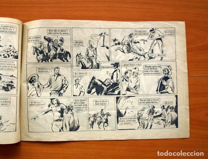 Tebeos: Tom Payne, nº 1 - Huella de fuego - Editorial Fiac 1946 - Tamaño 22x31 - Foto 4 - 98908675