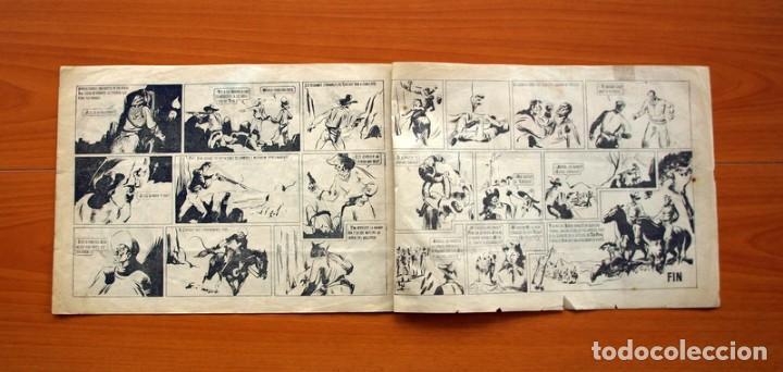 Tebeos: Tom Payne, nº 1 - Huella de fuego - Editorial Fiac 1946 - Tamaño 22x31 - Foto 6 - 98908675