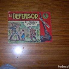 Tebeos: EL DEFENSOR Nº 1 EDITA MAGA . Lote 99493819