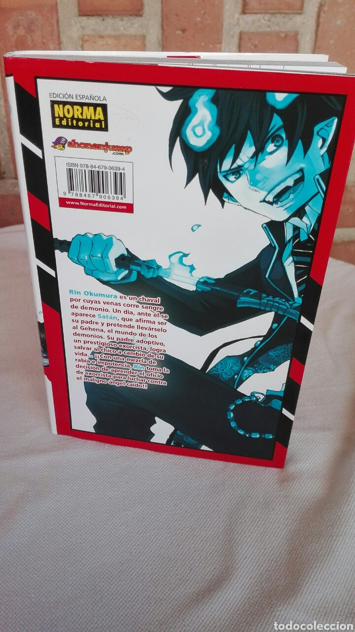 Tebeos: N1 / Blue Exorcist. Norma - Foto 1 - 99640528