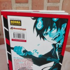 Tebeos: N1 / BLUE EXORCIST. NORMA. Lote 99640528