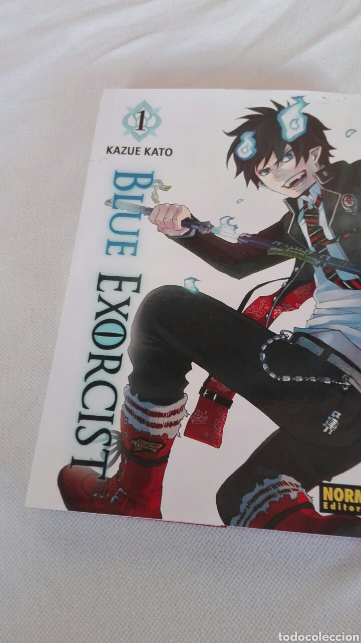 Tebeos: N1 / Blue Exorcist. Norma - Foto 3 - 99640528