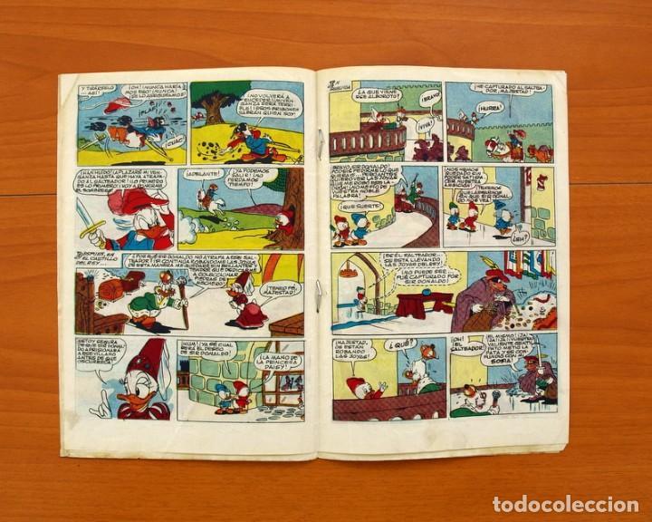 Tebeos: Colección Bongo - Donald - nº 1, Hay mal que cien años dura - Ediciones Recreativas 1949 - Foto 4 - 99662671