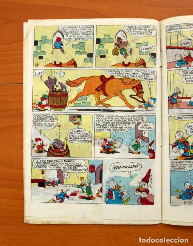 Tebeos: Colección Bongo - Donald - nº 1, Hay mal que cien años dura - Ediciones Recreativas 1949 - Foto 5 - 99662671