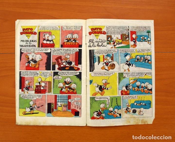 Tebeos: Colección Bongo - Donald - nº 1, Hay mal que cien años dura - Ediciones Recreativas 1949 - Foto 6 - 99662671