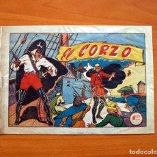 Tebeos: EL CORZO, Nº 1 - EDITORIAL EDETA 1949 - TAMAÑO 17X24. Lote 100022403