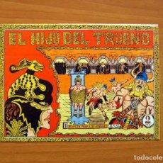 Tebeos: EL HIJO DEL TRUENO, Nº 1 - EDITORIAL ROEN 1964 - TAMAÑO 15'5X21. Lote 100023775
