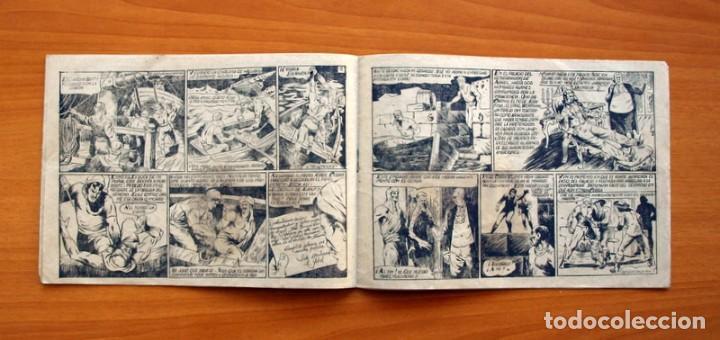 Tebeos: El pirata Cobra Blanca - nº 1, Las viboras humanas del castillo de Alamut - Editorial Cies 1949 - Foto 4 - 100024631