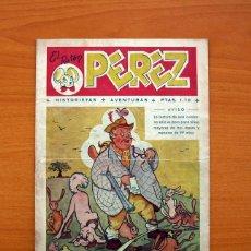 Tebeos: EL RATÓN PÉREZ, Nº 1 - NO CATALOGADO - AÑO 1950 - TAMAÑO 24X17. Lote 100024767