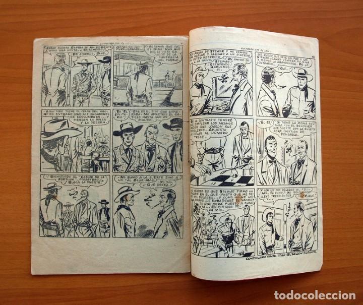 Tebeos: El solitario - nº 1, Luchando por la ley - Editorial Ferma 1958 - Tamaño 24x16 - Foto 6 - 100024983