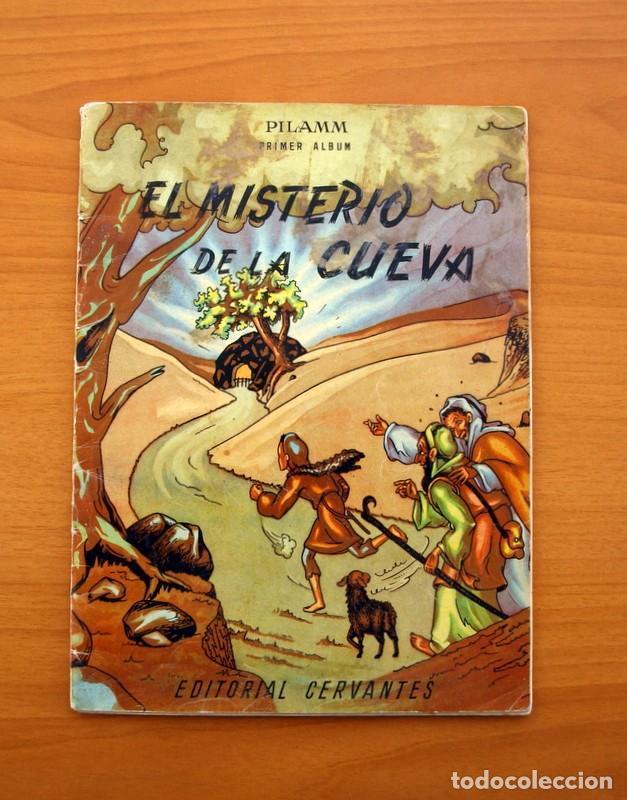 LA BUENA NUEVA - Nº 1, EL MISTERIO DE LA CUEVA - EDITORIAL CERVANTES 1957 - TAMAÑO 25X18 (Tebeos y Cómics - Números 1)