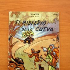 Tebeos: LA BUENA NUEVA - Nº 1, EL MISTERIO DE LA CUEVA - EDITORIAL CERVANTES 1957 - TAMAÑO 25X18. Lote 100580155