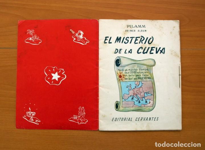 Tebeos: La buena nueva - nº 1, El misterio de la cueva - Editorial Cervantes 1957 - Tamaño 25x18 - Foto 2 - 100580155