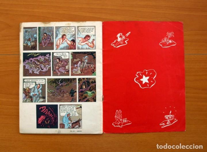 Tebeos: La buena nueva - nº 1, El misterio de la cueva - Editorial Cervantes 1957 - Tamaño 25x18 - Foto 7 - 100580155