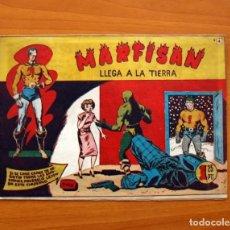 Tebeos: MARFISÁN - Nº 1, MARFISÁN LLEGA A LA TIERRA - EDITORIAL GONZÁLEZ 1952 - TAMAÑO 17X24. Lote 100585403