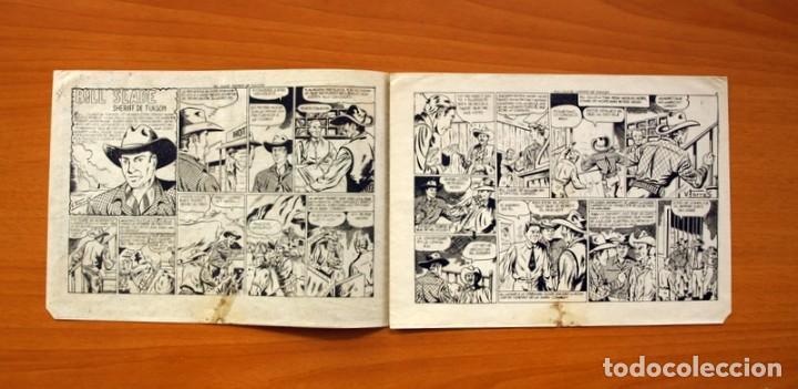 Tebeos: Oeste, nº 1 - Editorial Simbolo 1954 - Comic sin abrir - Tamaño 17x235 - Foto 2 - 100670779