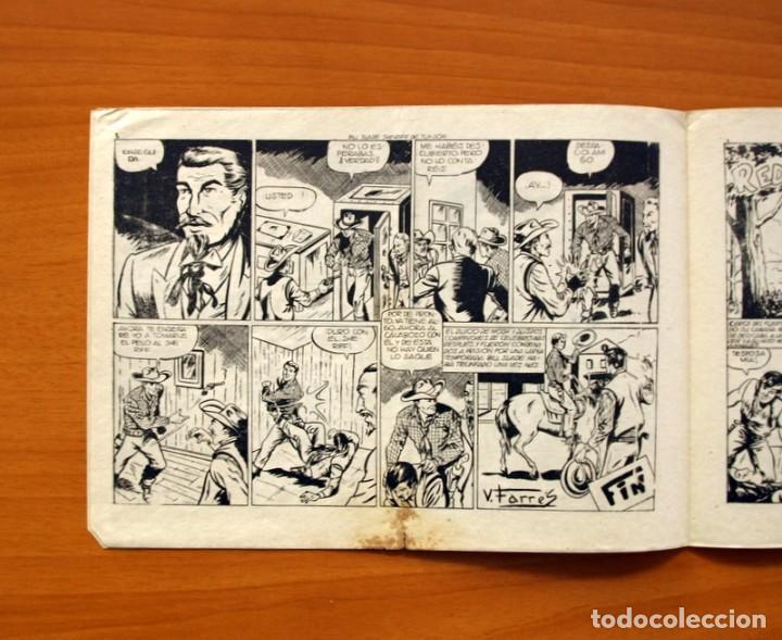 Tebeos: Oeste, nº 1 - Editorial Simbolo 1954 - Comic sin abrir - Tamaño 17x235 - Foto 3 - 100670779