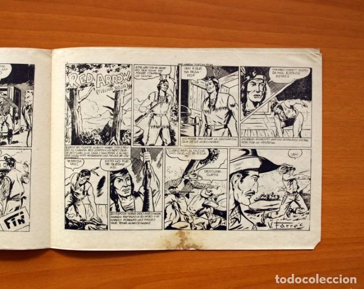 Tebeos: Oeste, nº 1 - Editorial Simbolo 1954 - Comic sin abrir - Tamaño 17x235 - Foto 4 - 100670779
