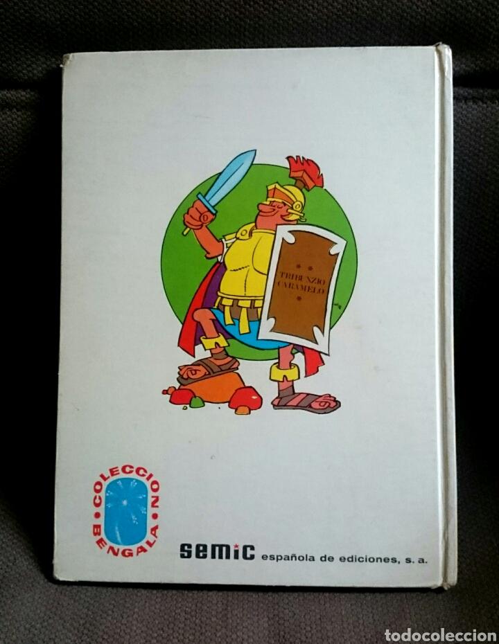 Tebeos: TRIBUNZIO CARAMELO-EDITORIAL SEMIC.1968 - Foto 2 - 100737536