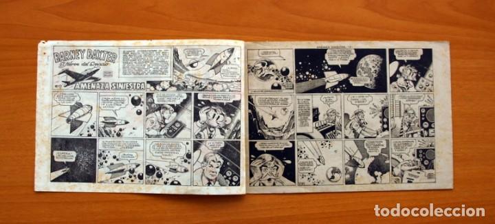 Tebeos: Barney Baxter nº 1, Amenaza siniestra - Editorial Valenciana 1950 - Tamaño 17X24 - Foto 2 - 100985011
