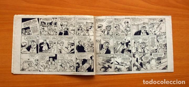 Tebeos: Barney Baxter nº 1, Amenaza siniestra - Editorial Valenciana 1950 - Tamaño 17X24 - Foto 4 - 100985011