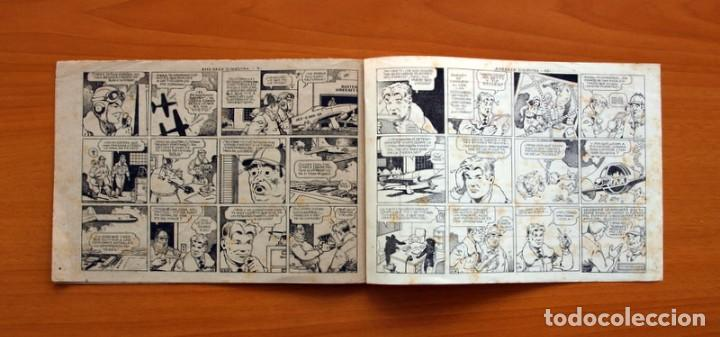 Tebeos: Barney Baxter nº 1, Amenaza siniestra - Editorial Valenciana 1950 - Tamaño 17X24 - Foto 6 - 100985011