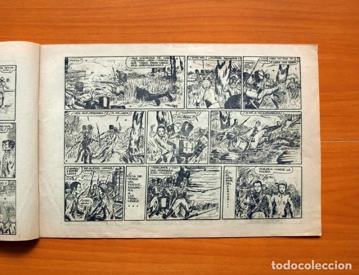 Tebeos: Grandes aventuras y peliculas - nº 1, Venganza y guerra - Editorial Valenciana 1943 - Tamaño 21x31 - Foto 3 - 101042699
