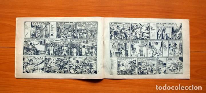 Tebeos: Grandes aventuras y peliculas - nº 1, Venganza y guerra - Editorial Valenciana 1943 - Tamaño 21x31 - Foto 4 - 101042699
