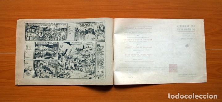 Tebeos: Grandes aventuras y peliculas - nº 1, Venganza y guerra - Editorial Valenciana 1943 - Tamaño 21x31 - Foto 6 - 101042699