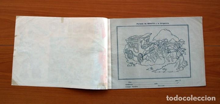 Tebeos: Manito y los piratas - Editorial Arpa, años 40 - Tamaño 215x315 - Foto 2 - 101062155