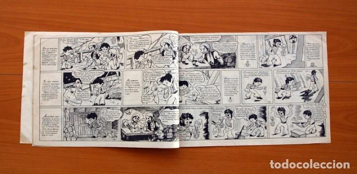 Tebeos: Manito y los piratas - Editorial Arpa, años 40 - Tamaño 215x315 - Foto 4 - 101062155