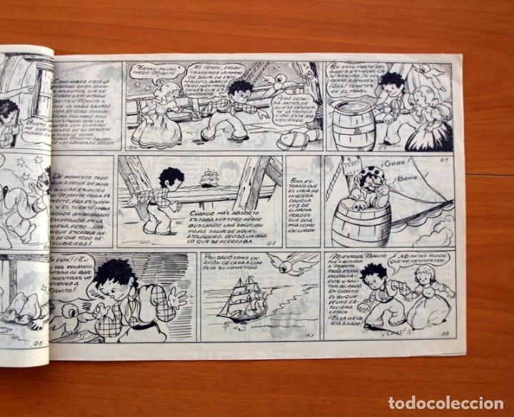 Tebeos: Manito y los piratas - Editorial Arpa, años 40 - Tamaño 215x315 - Foto 5 - 101062155