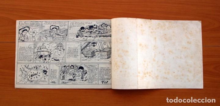 Tebeos: Manito y los piratas - Editorial Arpa, años 40 - Tamaño 215x315 - Foto 6 - 101062155